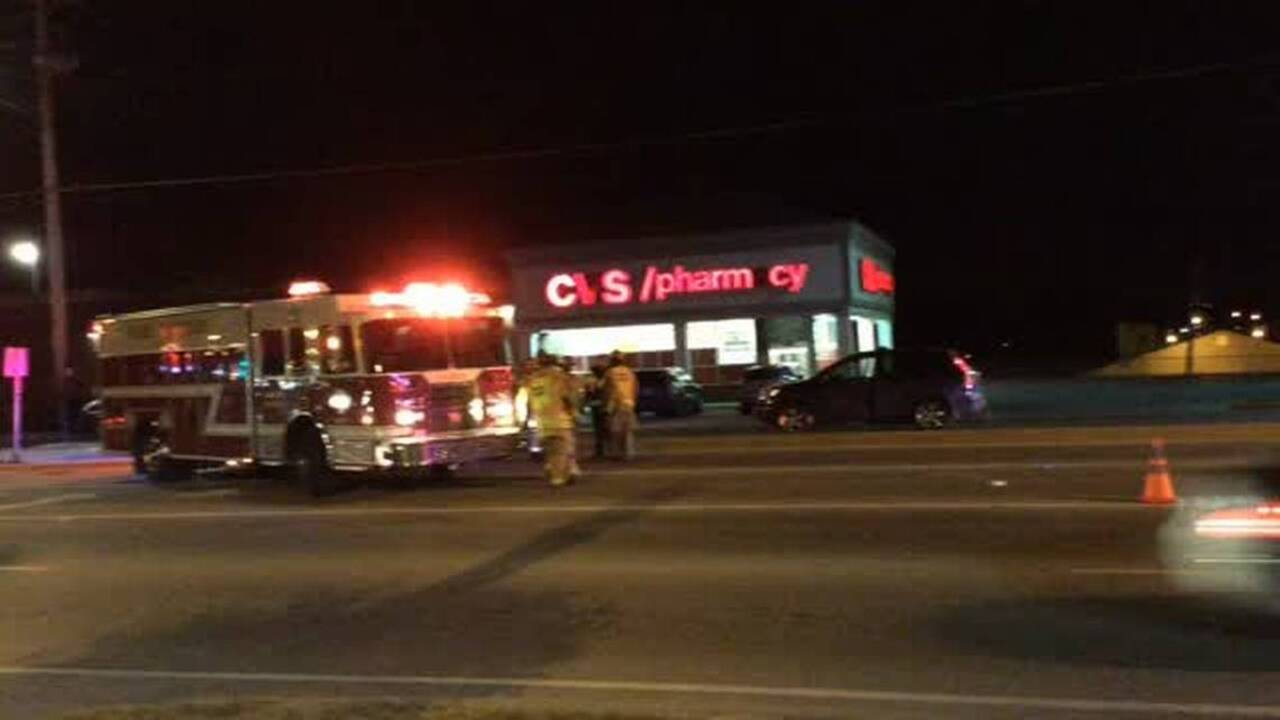 Pedestrian hit by car and killed in Swansea IL near CVS