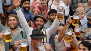 Why are Oktoberfest celebrations in September?