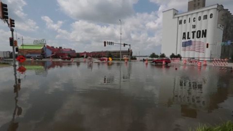 Madison County declares major disaster, calls for National Guard to help with flooding