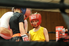 10-year Belleville boxer shares Rocky's name — and his left jab