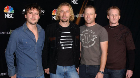 Nickelback was up for debate on the House floor — it was split along party lines