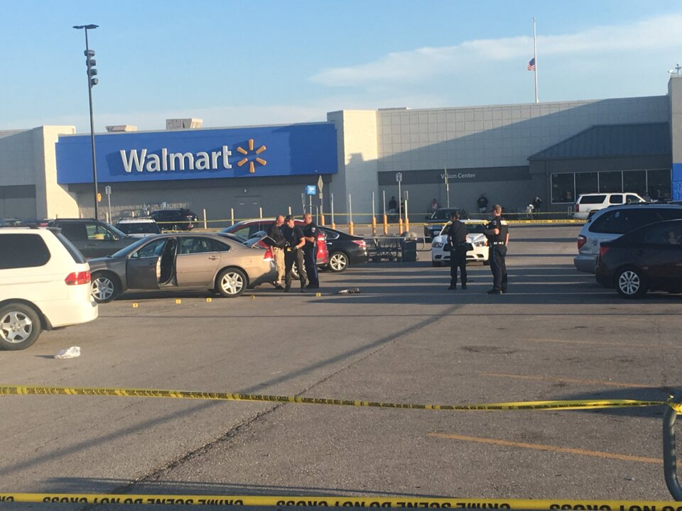 3 arrested after chase, shots fired at Kansas City police