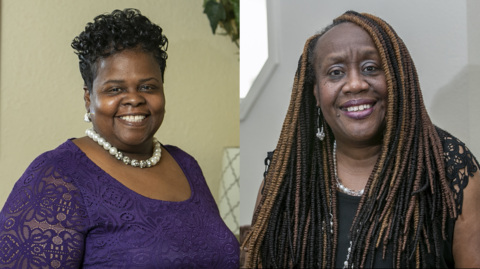 Meet two women who are newly ordained Baptist ministers in East St. Louis