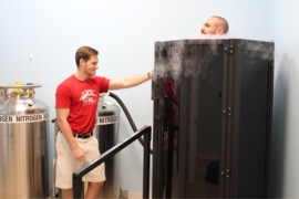 New cryotherapy center opens in Fairview Heights