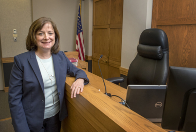 With children grown, Belleville mom moves on to become new chief judge of U.S. court