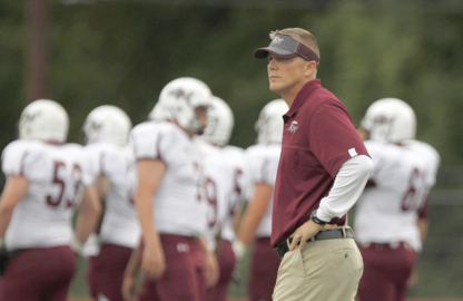West promotes offensive coordinator Bryan Edgar to be new Maroons football coach
