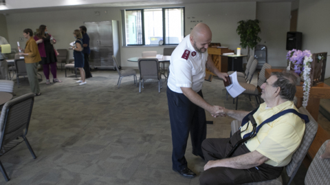 Salvation Army in Belleville opens The Sanctuary to help homeless persons
