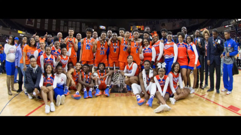 Photos from East St. Louis' state championship win