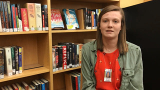 O'Fallon High School students talk about receiving February student of the month honor