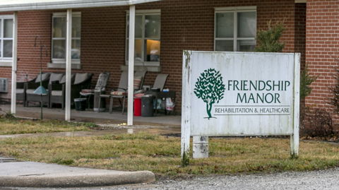 Southwest IL nursing home's 'systemic failures' resulted in 8 COVID deaths, state says