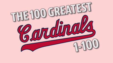 With an effort to rank the Cardinals on cold, hard stats, the nice guy finished first