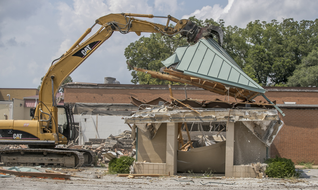 Fischer's Restaurant demolition 'worse than expected' for co-owner