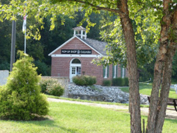 From one-room schoolhouse to pop-up shop