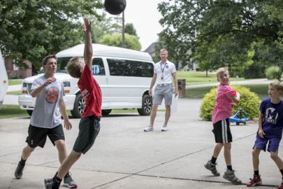 Here's why kids in Mascoutah are giving up video games and air conditioning to play outside