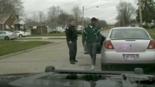 Ohio officer fired after traffic stop involving daughter's boyfriend