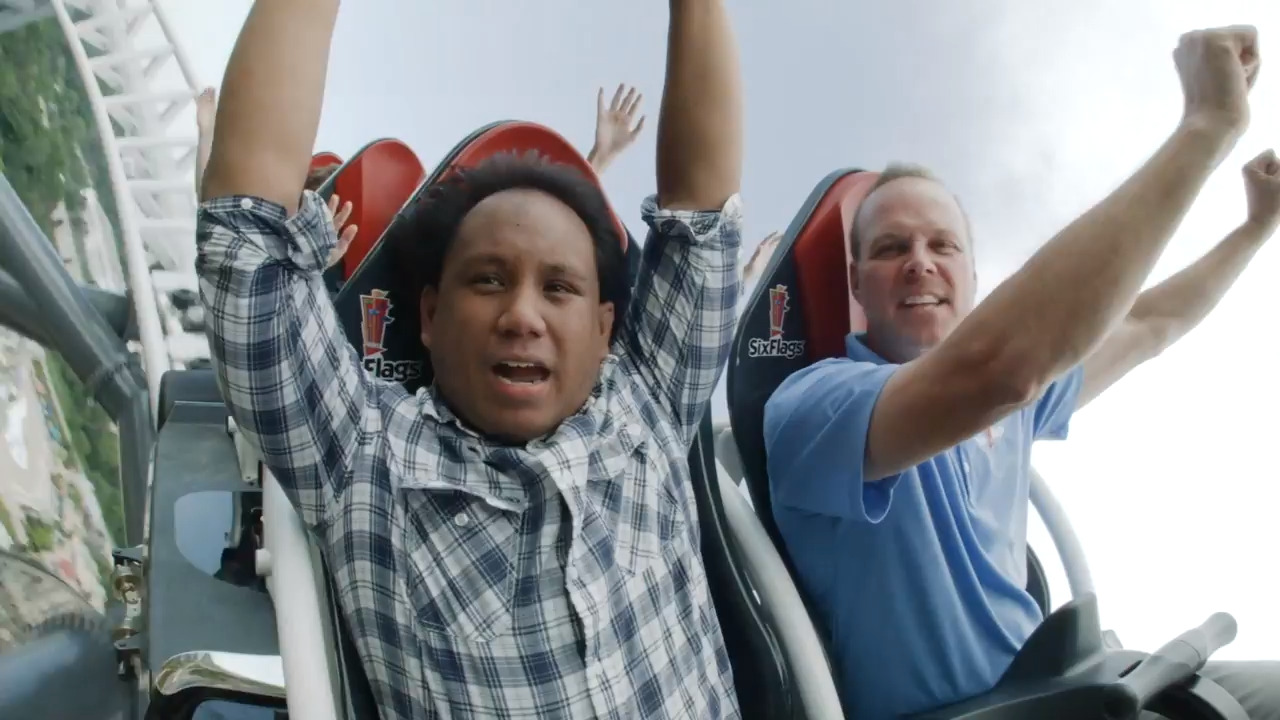 Six Flags Great America unveils Maxx Force roller coaster