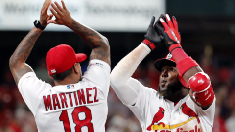 Look what happens when the St. Louis Cardinals bench Fowler. They win.