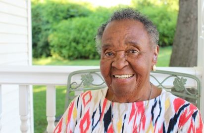 Growing up black in Belleville wasn't easy, but this 99-year-old loves her hometown