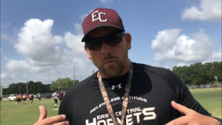 East Central's Seth Smith 'very excited' to see 2018 team answer challenge