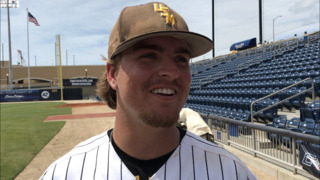 Mason Strickland tosses 6-0 shutout to send USM to C-USA title game
