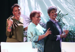 Robin Roberts, sisters share 'biggest challenge' and inspiration at Biloxi conference