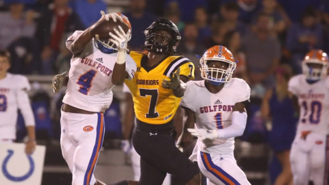 Gulfport spoils D'Iberville rally in the second half, continues region streak