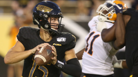 Southern Miss' Jack Abraham named Conference USA Offensive Player of the Week