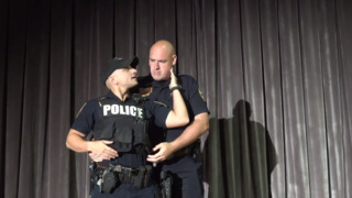Slidell police take on 'Dirty Dancing' in Lip Sinc Challenge