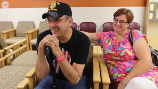 Biloxi woman 'will do anything' to help her husband, a veteran living with PTSD