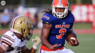 Highlights from Gulfport's win over George County