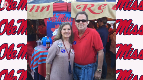 Moss Point pharmacist honors his wife with scholarship at Ole Miss