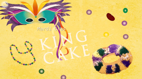History of king cake: What to know about Mardi Gras delicacy