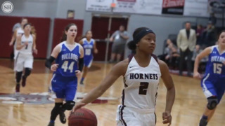 East Central girls basketball star attracting SEC attention