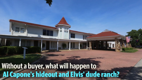 This Coast hotel housed mobsters and the King of Rock and Roll, but its future is uncertain