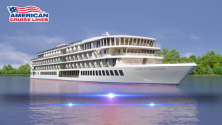 A look at the new riverboat that will cruise the Mississippi
