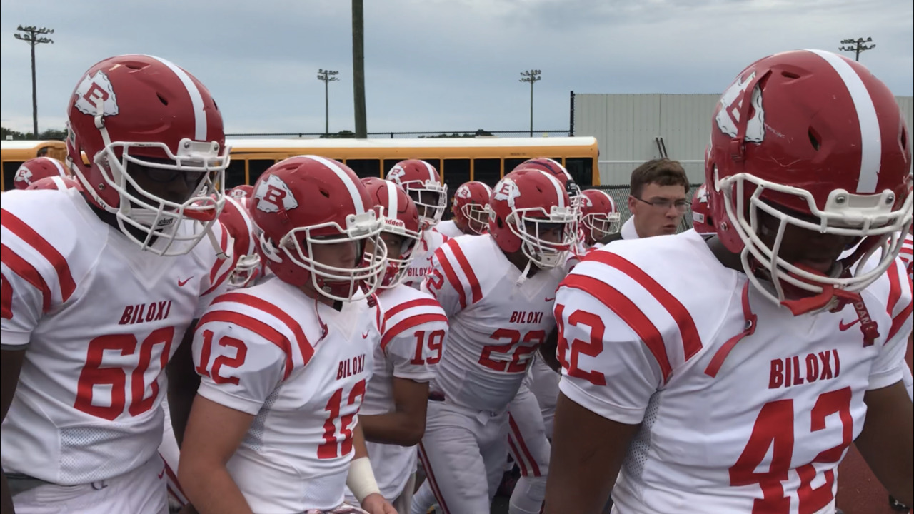 Biloxi High School Football Beats Long Beach In Jamboree Biloxi