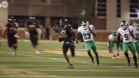 Southern Miss rolls over North Texas 45-27