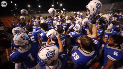 'We're just getting started,' Ocean Springs starts 2-0 with win over George County