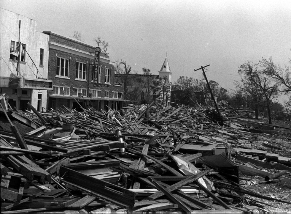 Camille vs. Katrina: One storm was a 'third-grade fist fight' compared to the other