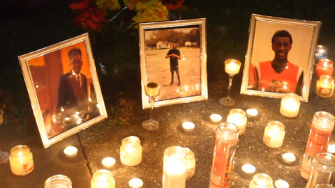 'They were real, true friends.' Community remembers Gulfport teens who drown in Biloxi River.