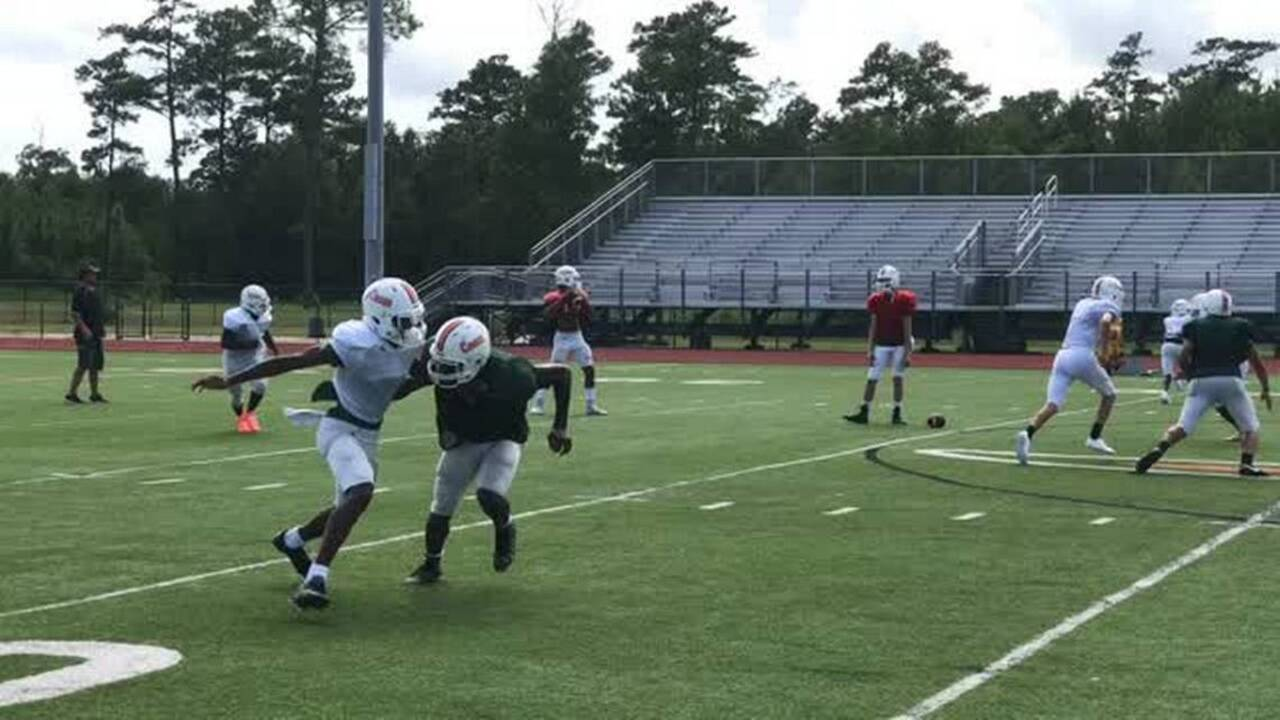 West Harrison football embracing 'I'm strong, we're stronger' mantra