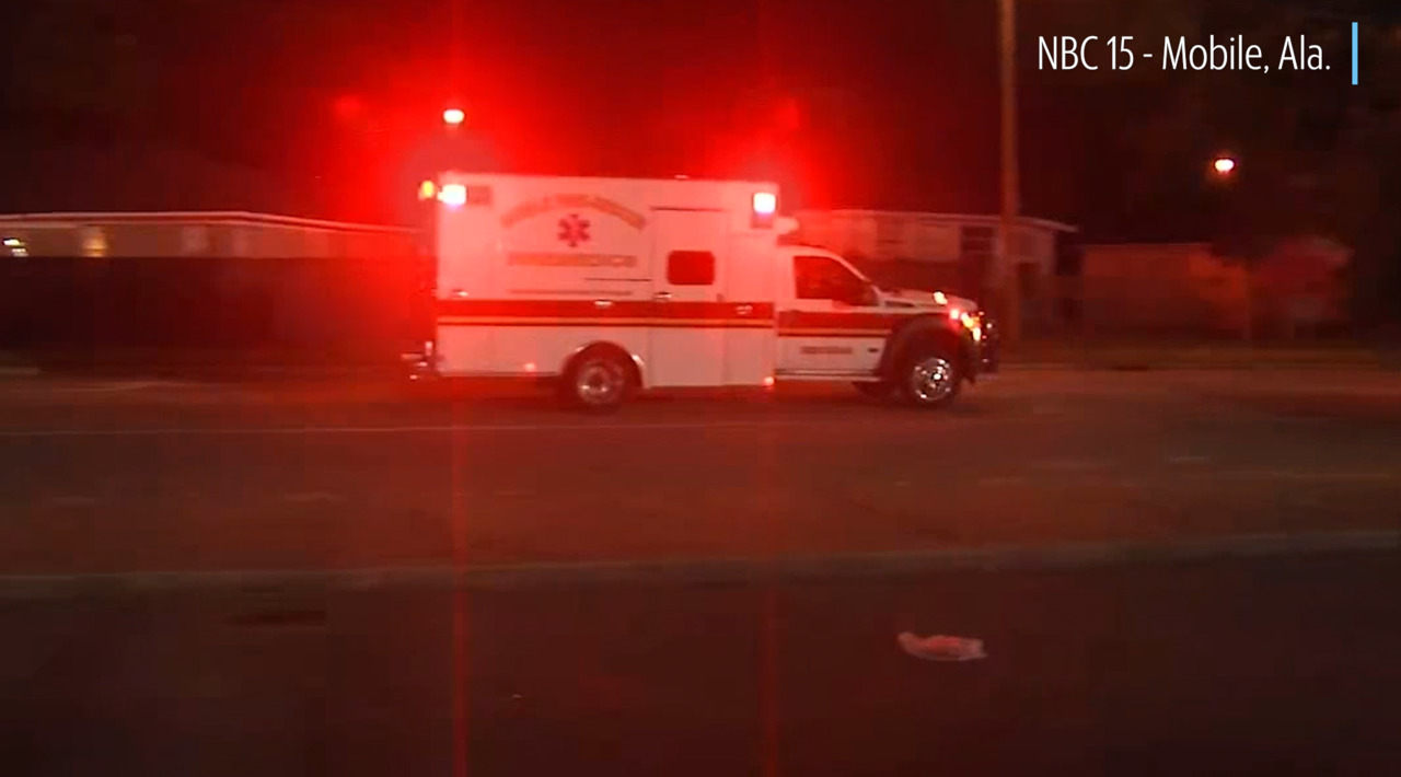 10 injured after gunfire at Mobile high school football game