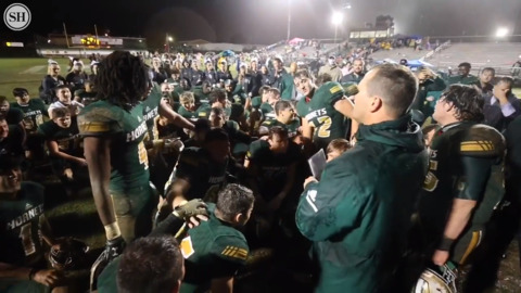 'We're going to Jackson, baby!' Poplarville wins 4A South State Championship