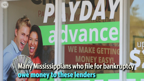 Slice of Mississippi population that lacks a bank account is growing