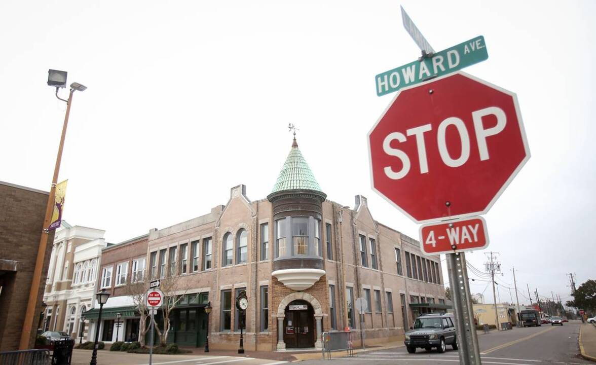 Returning Howard Avenue Is First Step To Reviving Biloxi S Downtown Biloxi Sun Herald