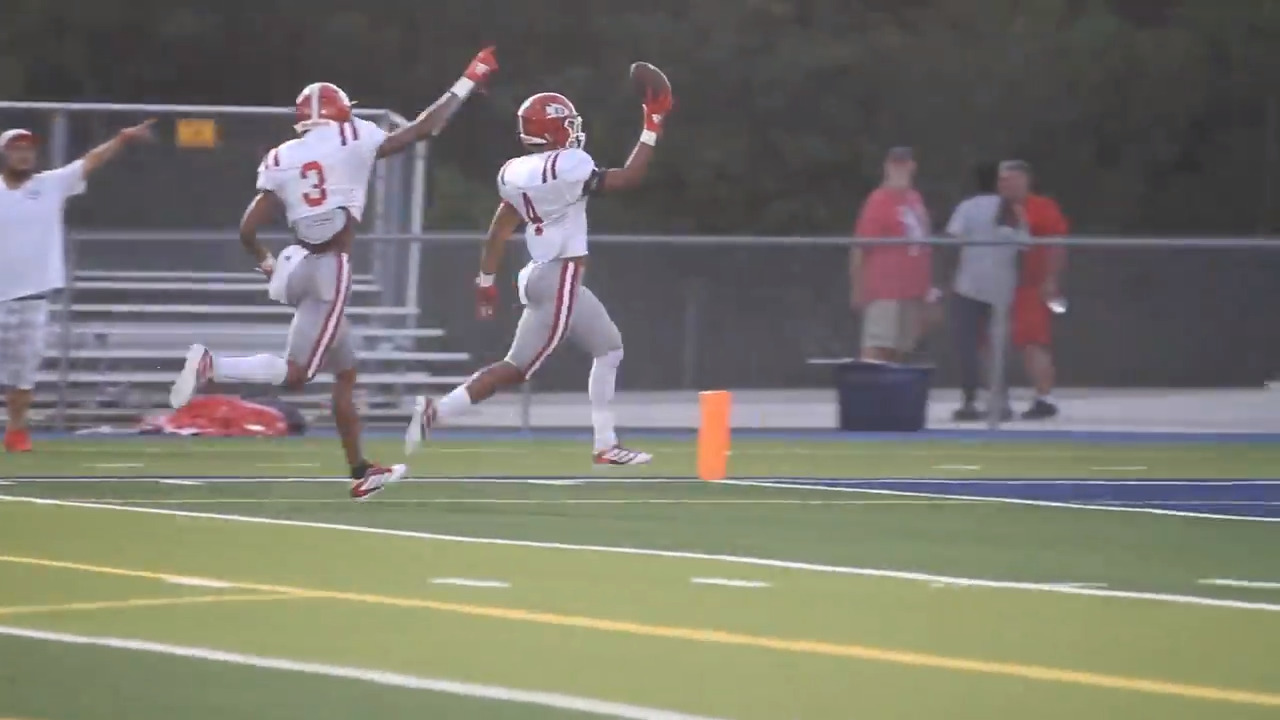 Biloxi Ms High School Football Beats Gautier Gators Biloxi Sun