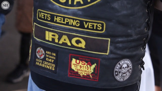 Veterans need other veterans to talk to for understanding, support