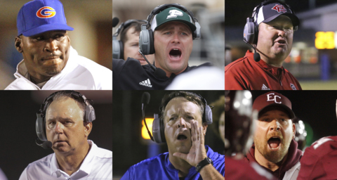 Who do you think was the best prep football coach on the Coast in 2018? Vote now.