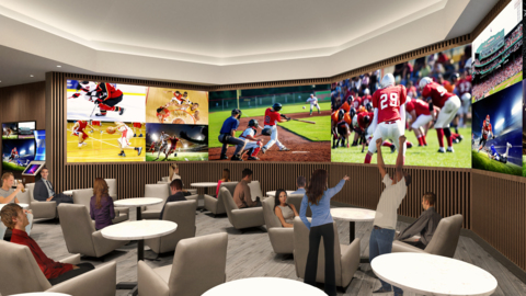 New sports bar coming to Harrah's Gulf Coast in Biloxi with a familiar name