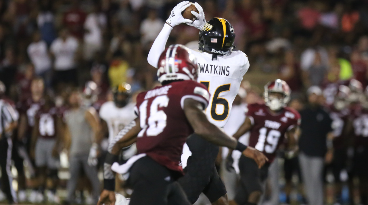 La. Tech 'hated' to see Jack Abraham go. He returns as a red hot Southern Miss QB.